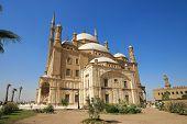 Mohammed Ali Basha Mosque, Cairo -  Egypt