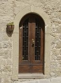 Old Door In Tuscany No. 2