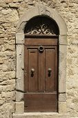 Old Door In Tuscany No.1