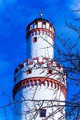 Castle Tower in Bad Homburg, near Frankfurt, Germany