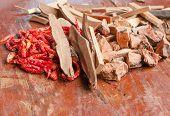 The Dried Chilli (chili, Chilli, Food)