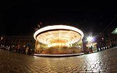 Carousel In Piazza Navona