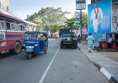 Street View In Tangalle
