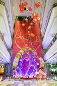SHENZHEN - DEC 12: shopping store in ShenZhen on December 12, 2014 in Shenzhen, China. ShenZhen is regarded as one of the most successful Special Economic Zones.