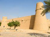 picture of riyadh  - Al Masmak fort in the Riyadh city - JPG
