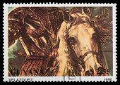 Horseman In Armour