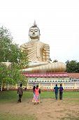Sri Lanka's Largest Seated Buddha Statue