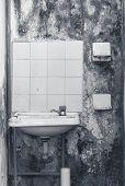 Old Washbasin