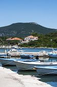 Boats In Marina, Croatia