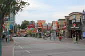 Clifton Hill, Niagara Falls