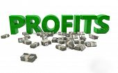 Profits - Corporate and Business