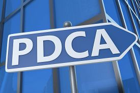 picture of plan-do-check-act  - PDCA  - JPG