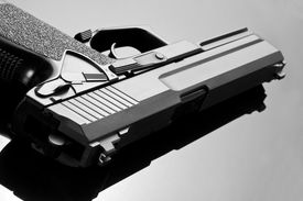 image of b-double  - Handgun - JPG