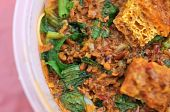 Close Up Of Malay Style Curry