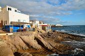 picture of canary-islands  - Sea Village at the Spanish Canary Islands - JPG