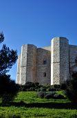 Castello Del Monte In Puglia