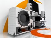 High-End-audio-system