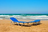Beach In Greek, The Crete