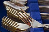 Gold Fork