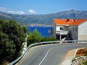 Croatian house in Korcula