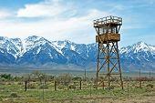 Manzanar Watch Tower