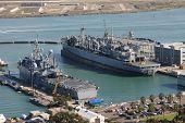 San Diego Shipyard