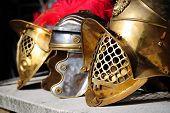 Ancient Helmets