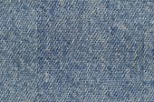 Blue Denim Fabric Background Seamlessly Tileable