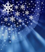 Snow Flakes background