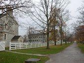 Historic Quaker village