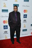 LOS ANGELES - FEB 11:  Herbie Hancock arrives at the Pre-Grammy Party hosted by Clive Davis at the B