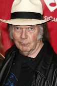 LOS ANGELES, CA - FEB 10: Neil Young at the 2012 MusiCares Person of the Year Tribute To Paul McCart