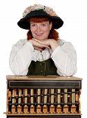 Barrel Organist
