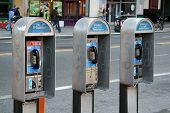 Urban Pay Phones