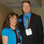WASHINGTON, DC FEBRUARY 2012 MICHELLE AND JIM BOB DUGGAR