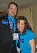 WASHINGTON, DC FEBRUARY 2012 JIM AND MICHELLE DUGGAR