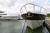 Luxury Yacht Display