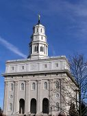 Nauvoo Temple (front)