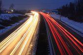 Sundown At The Autobahn