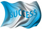 Success Flag