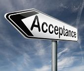 acceptance accept and approve results