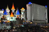 Excalibur Hotel and Casino in Las Vegas