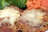 Chicken Parmesan Carrots Broccoli