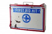 Old First Aid Kit