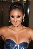 LOS ANGELES - AUG 16:  Francia Raisa at the 28th Annual Imagen Awards at the Beverly Hilton Hotel on