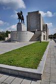 National memorial at Prague