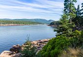 Scenic Cove At Acadia National Park