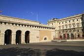 foto of sissy  - Hofburg Palace is a palace located in Vienna Austria - JPG