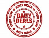 Daily Deals-stamp