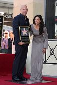 SuppCat2} - AUG 26:  Vin Diesel, Michelle Rodriguez at the Vin DIesel Walk of Fame Star Ceremony at